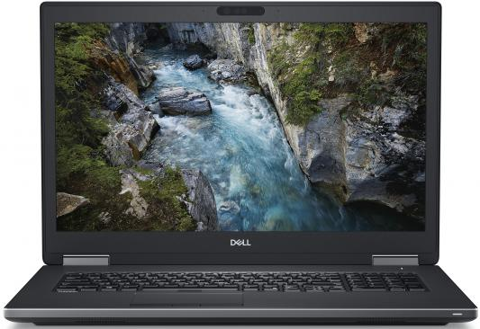 "Dell Precision 7730 17.3""(3840x2160 EGZO)/E-2186M(2.9Ghz)/32768Mb/2*512SSDGb/noDVD/Ext:nVidia Quadro P4200(8196Mb)/Cam/BT/WiFi/97WHr/war 3y/black/W10Pro + Thdt3,FPR,SCR,vPro,TPM цены онлайн"
