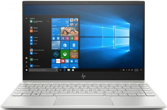 """HP Envy 13-ah1011ur 13.3""""(1920x1080)/Intel Core i7 8565U(1.8Ghz)/16384Mb/256PCISSDGb/noDVD/Ext:GeForce MX150(2048Mb)/war 1y/1.22kg/Natural silver/W10 + Fingerprint reader цена"""