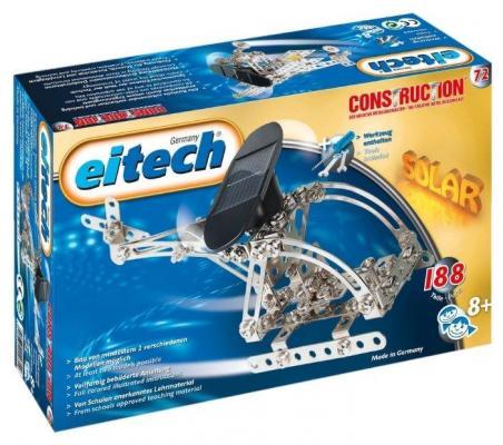 Металлический конструктор Eitech Вертолет 188 элементов 00072 конструктор металлический грузовик и трактор 345 элементов
