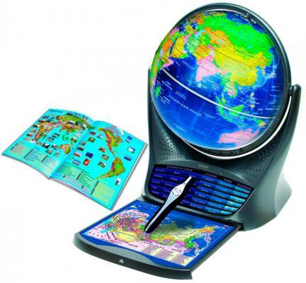цены Глобус OREGON SCIENTIFIC SG18 Интерактивный с голосовой поддержкой