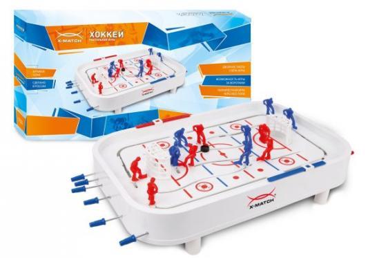 Настольная игра X-Match хоккей 52364 игра настольная хоккей