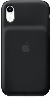 Фото - Чехол-аккумулятор Apple Smart Battery Case для iPhone XR чёрный MU7M2ZM/A аккумулятор
