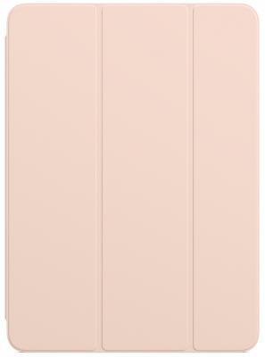 Smart Folio for 11 iPad Pro - Soft Pink tablet case for ipad mini 1 2 3 smart pu leather sleeve case soft tpu shining folio stand cover auto sleep