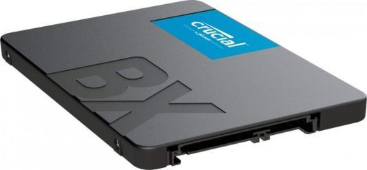 "Твердотельный накопитель SSD 2.5"" 960 Gb Crucial CT960BX500SSD1 Read 540Mb/s Write 500Mb/s ssd твердотельный накопитель 2 5 480gb crucial micron 5100eco read 540mb s write 520mb s sataiii mtfddak480tby 1ar1zabyy"