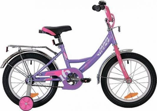 Велосипед Novatrack Vector 18 лиловый 183VECTOR.LC9 велосипед novatrack juster 16 оранжевый
