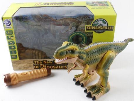 Робот-динозавр Робот-динозавр со звуком B1456405