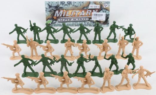 Купить Набор фигурок Shantou Солдатики B1579288, Детские фигурки