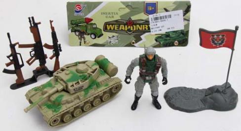 Купить Набор фигурок Shantou Солдат 12 см B1763881, Детские фигурки