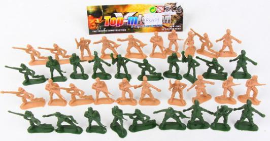 Купить Набор фигурок Shantou Солдатики 5 см B1588719, Детские фигурки