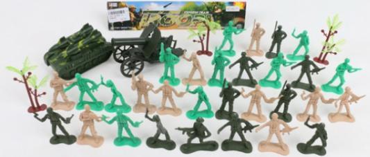 Купить Набор фигурок Shantou Солдатики 10.5 см B1562144, Детские фигурки