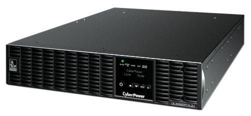 Источник бесперебойного питания CyberPower OL2000ERTXL2U 2000VA Черный