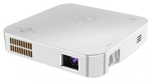 Фото - Цифровой проектор Dune HD Traveler: DLP qHD 150 ANSI, CPU Amlogic S905X, RAM 1 Gb, Flash 8 Gb, USB2.0, WiFi 802.1ac, BT 4.2, A/V Out, HDMI In, 7500 mAh, Built-in speakers 2x1 W, BT Remote Control, Android 6.0 tanix tx5 android 6 0 marshmallow amlogic s905x 2g 8g tv box