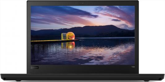 Ноутбук Lenovo ThinkPad T480 14 1920x1080 Intel Core i7-8550U 1024 Gb 16Gb Intel UHD Graphics 620 черный Windows 10 Professional 20L50057RT