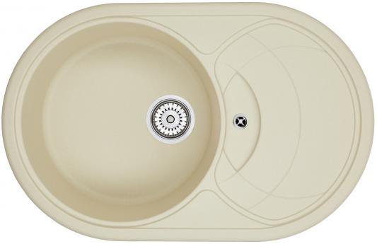 Мойка Granula 7801 (Брют) кварцевый песок брют кухонная мойка granula gr 8001 790х500 брют