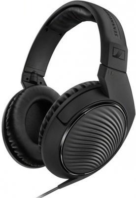 Наушники Sennheiser HD 200 PRO черный цены