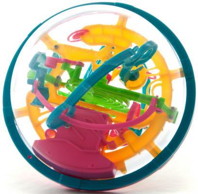 Купить Шар Лабиринтус 17 см, 118 шагов, Family Fun, Головоломки для детей