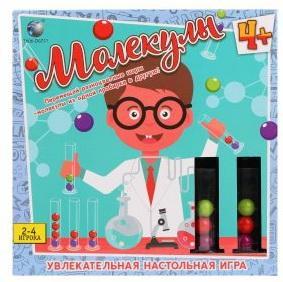 Купить Настольная игра Наша Игрушка логическая Молекулы , Игры для компании