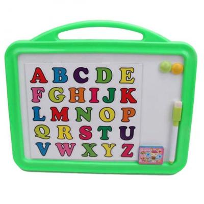 Магнитная доска Наша Игрушка Английский алфавит магнитная доска наша игрушка доска д рис магн со счетами hs907