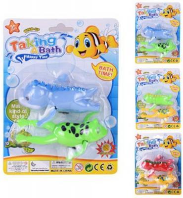Купить Игрушка для купания для ванны Наша Игрушка Животные водоплавающие, в ассортименте, Игрушки для купания