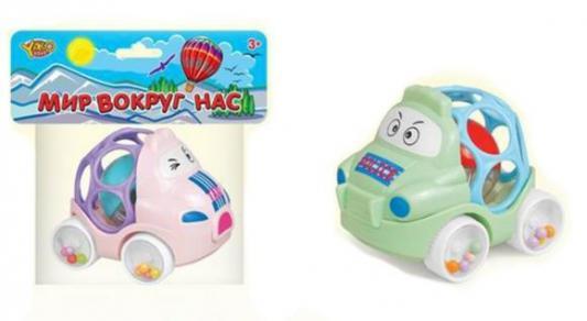 Купить Погремушка Наша Игрушка Полиция/Такси, цвет в ассортименте, унисекс, Погремушки и прорезыватели