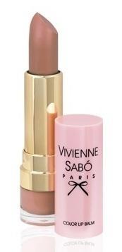Бальзам для губ Vivienne Sabo Baume a levres тон/shade 04 vivienne sabo lip gloss a levres confiture блеск для губ тон 53 3 мл