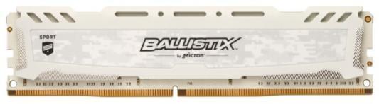 Оперативная память 8Gb (1x8Gb) PC4-24000 3000MHz DDR4 DIMM CL15 Crucial BLS8G4D30AESCK оперативная память 16gb 4x4gb pc4 24000 3000mhz ddr4 dimm crucial blt4c4g4d30aeta