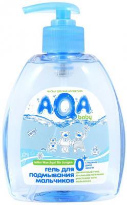 Гель для подмывания AQA baby 009421 300 мл