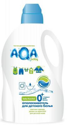 AQA baby Ополаскиватель для детского белья 1000мл