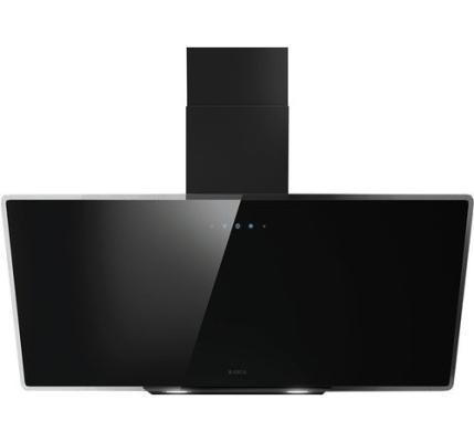 Вытяжки ELICA/ Наклонная, 90см, 1200 м3, сенсорное управление, черное стекло сенсорное стекло acer x960