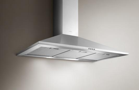 лучшая цена Вытяжка купольная Jet air GAIA IX/A/60 LED нержавеющая сталь