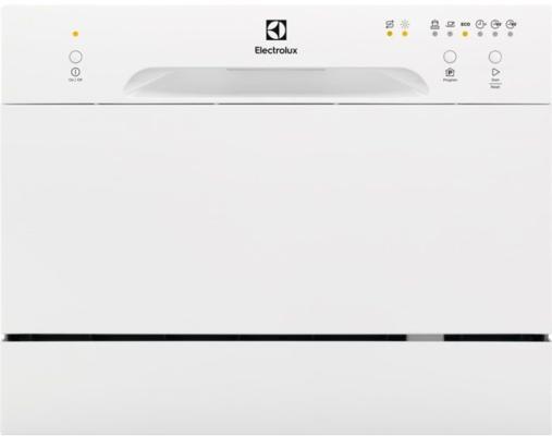 Посудомоечная машина ELECTROLUX/ 43.8x55x50, 6 комплектов, 6 программ, A, белая