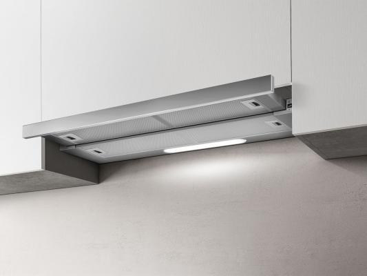 Встраиваемые вытяжки ELICA/ Встраиваемая, 90 см, электронное управление, 1200 куб. м. , нержавеющая сталь