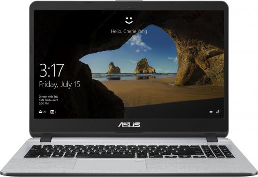 Ноутбук Asus VivoBook A507MA-EJ230T Pentium Silver N5000/4Gb/500Gb/Intel UHD Graphics 605/15.6/FHD (1920x1080)/Windows 10/black/WiFi/BT/Cam ноутбук asus x705ma bx041t 90nb0if2 m00680 star grey intel pentium n5000 1 1 ghz 4096mb 500gb no odd intel hd graphics wi fi cam 17 3 1600x900 windows 10 64 bit