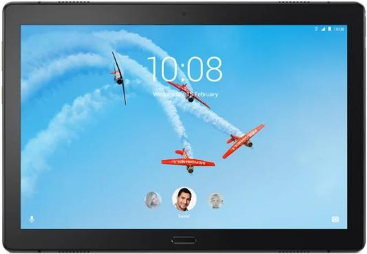 Планшет Lenovo Tab P10 TB-X705L 10.1 32Gb Black Wi-Fi 3G LTE Bluetooth Android ZA450030RU планшет