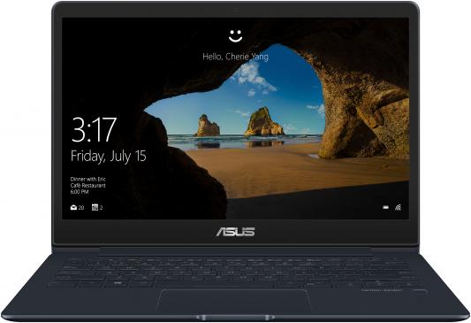 Ноутбук ASUS Zenbook 13 UX331FAL-EG017R 13.3 1920x1080 Intel Core i7-8565U 512 Gb 16Gb Intel UHD Graphics 620 синий Windows 10 Professional 90NB0KD3-M00770 ноутбук asus zenbook 13 ux331ual eg066r 13 3 1920x1080 intel core i7 8550u 1024 gb 16gb intel uhd graphics 620 синий windows 10 professional 90nb0ht3 m03280