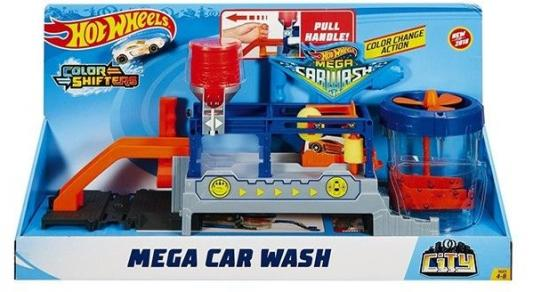 Hot Wheels® Сити МегаАвтомойка