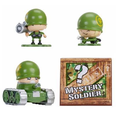 Набор фигурок ALGM Little Green Men