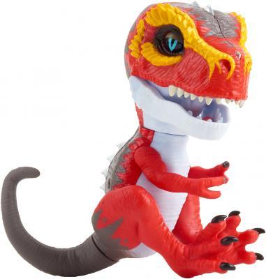 цены Интерактивная игрушка Fingerlings Динозавр Рипси от 5 лет