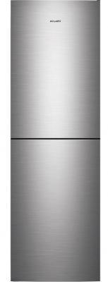 Холодильник ATLANT 4625-141 нержавеющая сталь 4625 181
