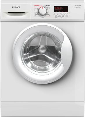 цена Стиральная машина Kraft KF-MD7101BW белый онлайн в 2017 году