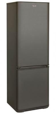 Холодильник Бирюса W360NF графит бирюса w340nf графит