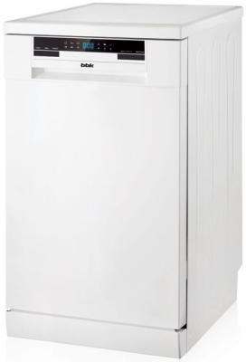Посудомоечная машина BBK 45-DW114D белый