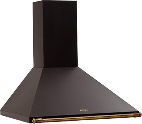 лучшая цена Кухонная вытяжка ELIKOR Вента 60П-430-П3Л УХЛ 4.2 КВ II М-430-60-48 антрацит/рейлинг золото 1