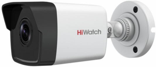 Видеокамера IP Hikvision HiWatch DS-I100 (B) 4-4мм