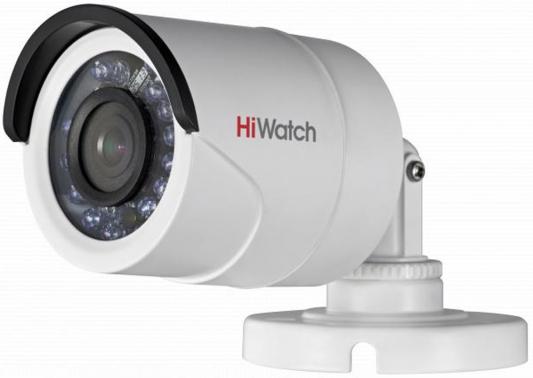 Фото - Видеокамера IP Hikvision HiWatch DS-I120 12-12мм ip видеокамера hiwatch ds i128 1252475 2 8 12 мм