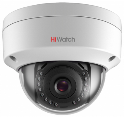 Видеокамера IP Hikvision HiWatch DS-I102 6-6мм ip камера hiwatch ds i102 6 mm
