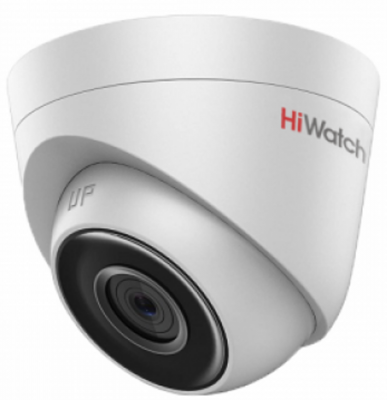 Фото - Видеокамера IP Hikvision HiWatch DS-I103 6-6мм ip видеокамера hiwatch ds i128 1252475 2 8 12 мм