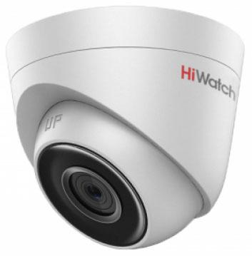 Камера IP Hikvision DS-I453 CMOS 1/3 2.8 мм 2560 х 1440 Н.265 H.265+ H.264 H.264+ RJ-45 PoE белый gotake 48v poe ip camera hd 960p network cctv mobile p2p ir night vision outdoor security onvif h 264