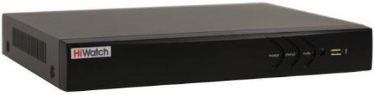 Видеорегистратор Hikvision HiWatch DS-H208QP видеорегистратор hikvision hiwatch ds h216q