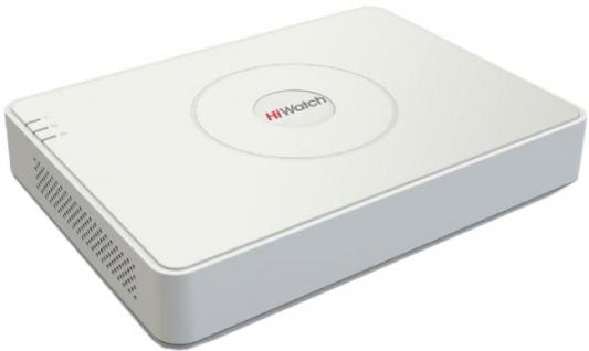 Видеорегистратор Hikvision HiWatch DS-N208P(B) видеорегистратор hikvision hiwatch ds h216q